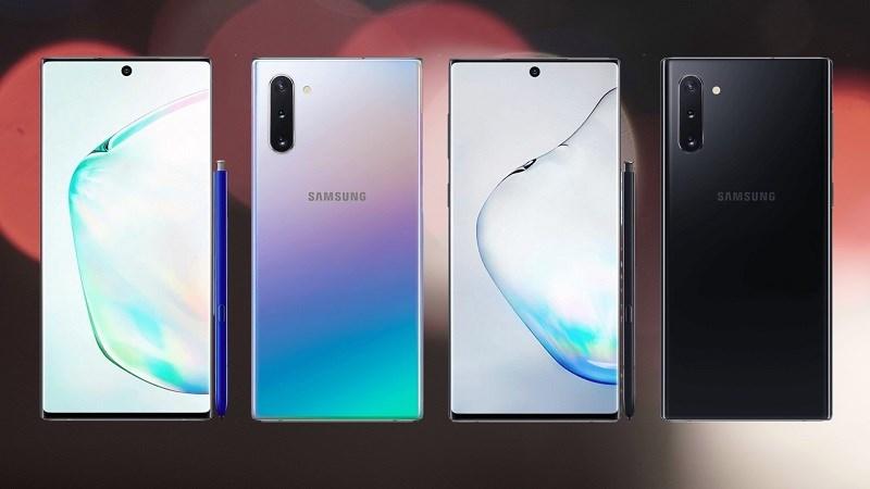 Điện thoại Samsung Galaxy Note 10 | Thời lượng pin