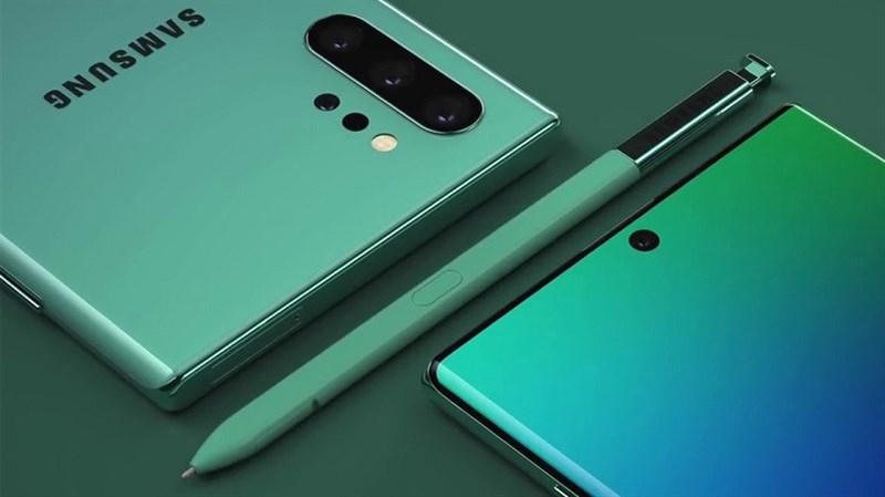 Điện thoại Samsung Galaxy Note 10 | Camera sau