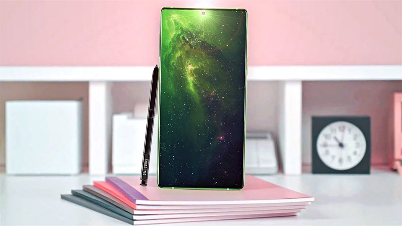 Điện thoại Samsung Galaxy Note 10 | Bút S-Pen