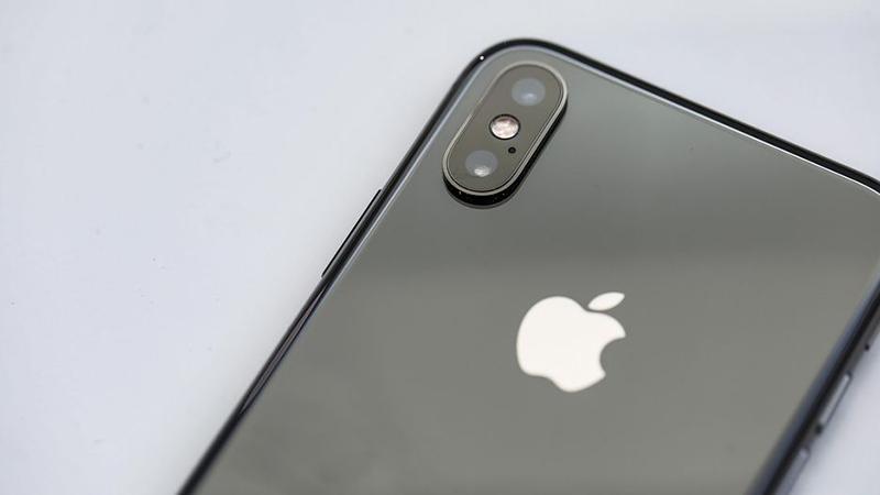 Phone - ទូរស័ព្ទ iPhone Xs 512GB - កាមេរ៉ាក្រោយភ្លោះ