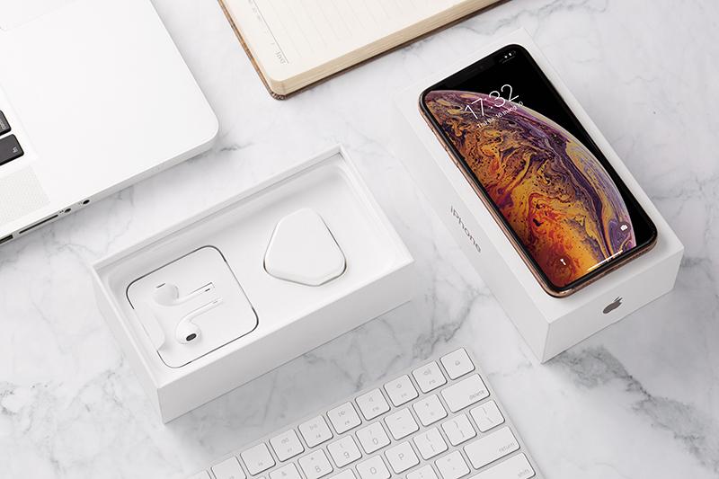 Phone - ទូរស័ព្ទ iPhone Xs Max 512GB - ស្អាតលើសគេ