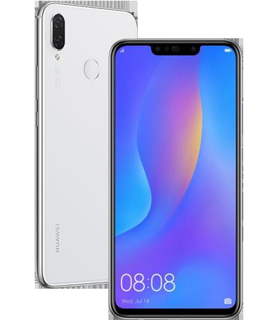 Điện thoại Huawei Nova 3i Trắng