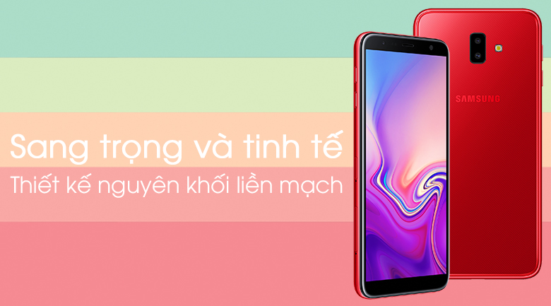 Samsung galaxy j6+ tại tablet plaza bd