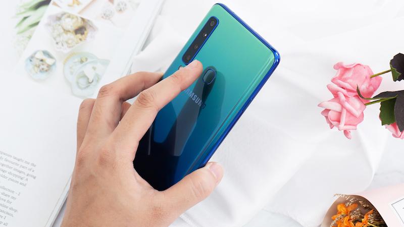 Vân tay điện thoại Samsung Galaxy A9 (2018) chính hãng