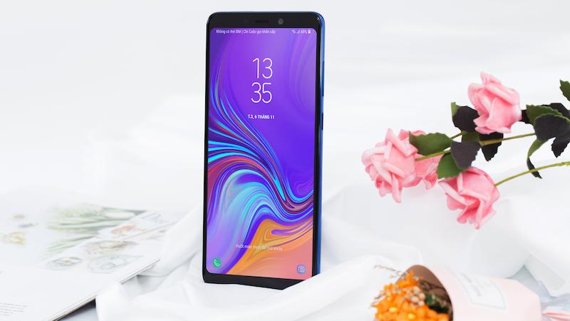 Màn hình điện thoại Samsung Galaxy A9 2018 chính hãng
