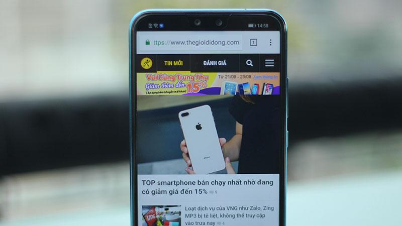 Đánh giá điện thoại Huawei Y9 2019