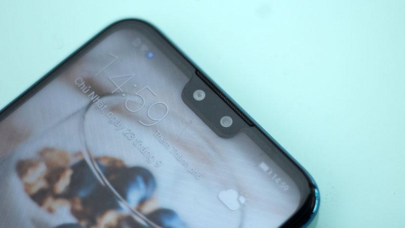 Camera trước điện thoại Huawei Y9 2019