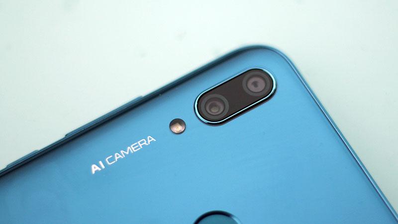 Camera sau điện thoại Huawei Y9 2019