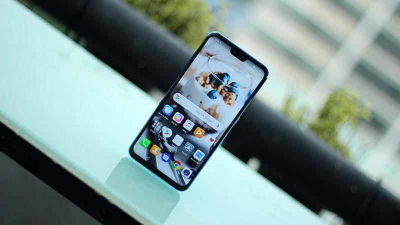 Trải nghiệm điện thoại Huawei Y9 2019