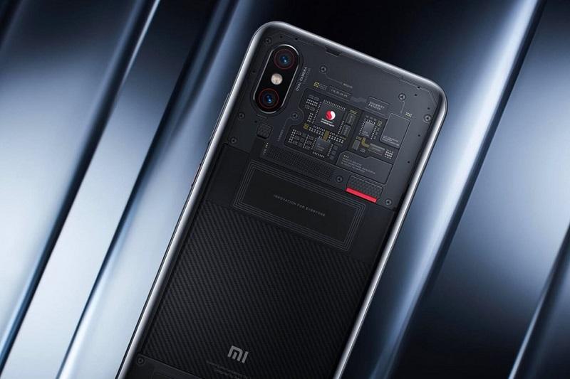 Cấu hình của điện thoại Xiaomi Mi 8 Pro