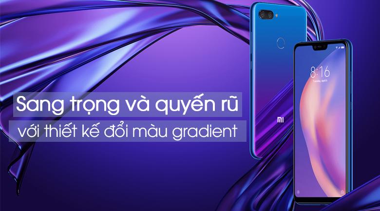 Xiaomi Mi 8 Lite 64GB Ram 6G giảm giá 9