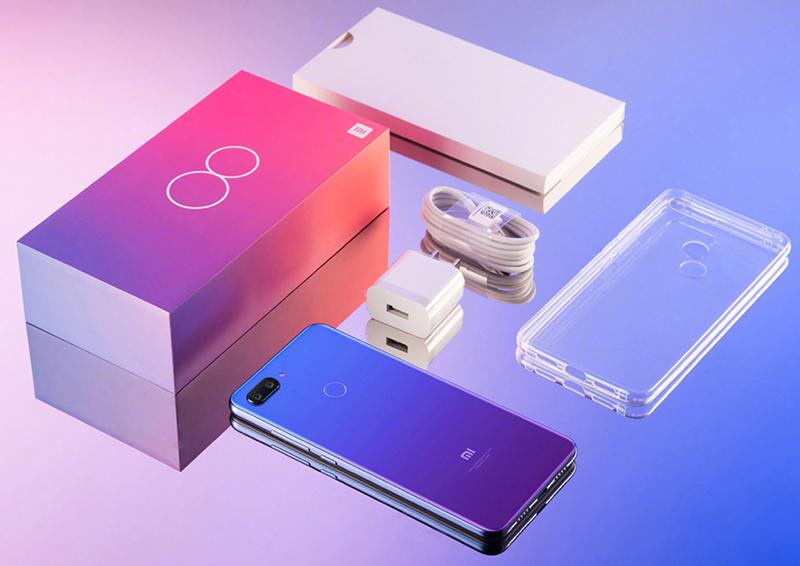Tổng quan điện thoại Xiaomi Mi 8 Lite