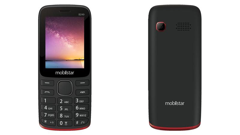 Thiết kế điện thoại Mobiistar B249