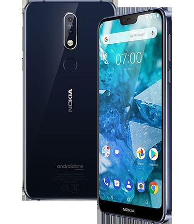 Điện thoại Nokia 7.1