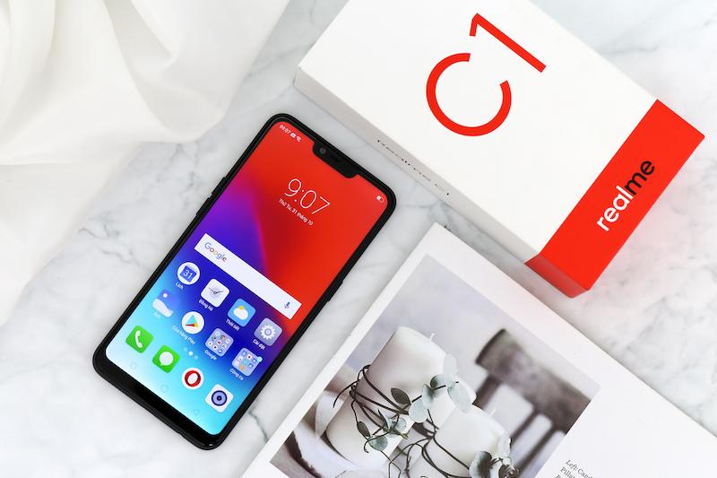 Màn hình điện thoại Realme C1 chính hãng