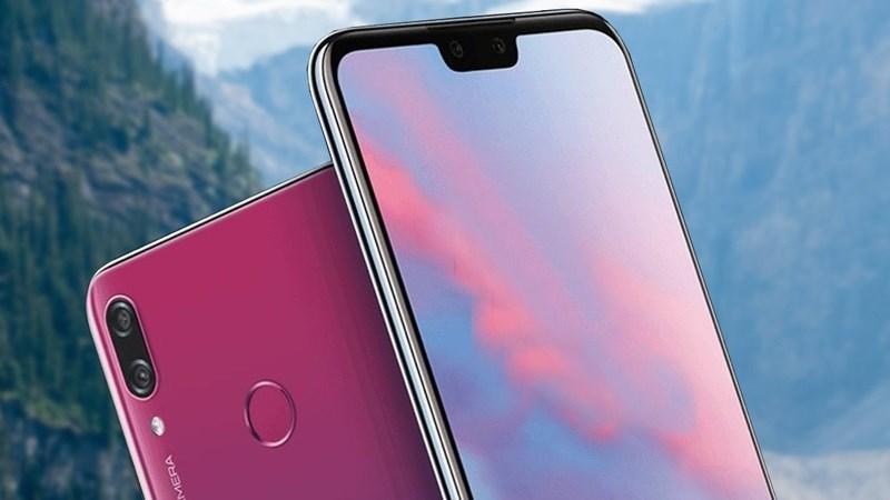 Cấu hình của điện thoại Huawei Enjoy 9 Plus
