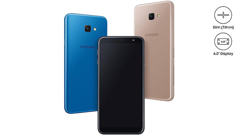 Thiết kế điện thoại J4 Core chính hãng