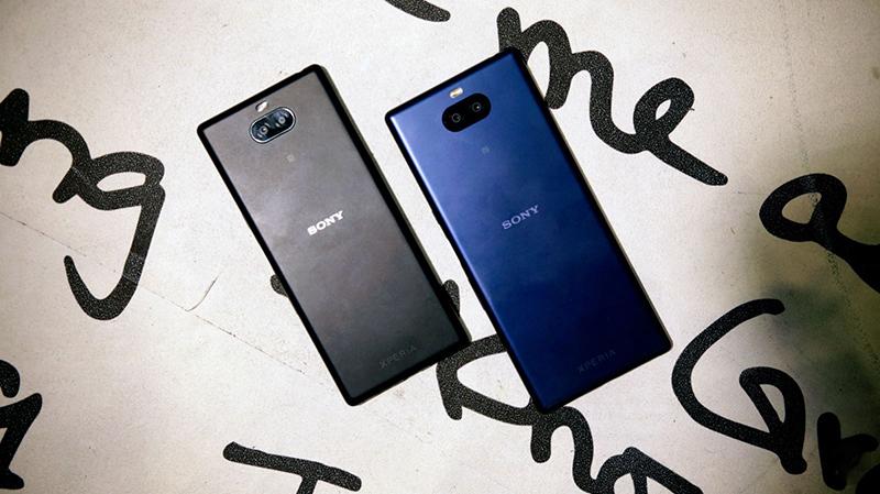 Thời lượng pin của điện thoại Sony Xperia 10 chính hãng