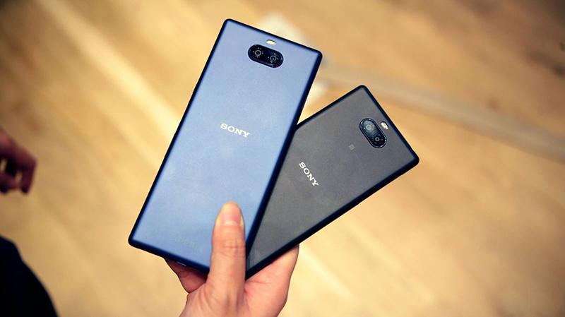 Cấu hình của điện thoại Sony Xperia 10 Plus chính hãng