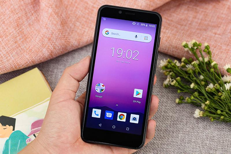 Màn hình của điện thoại Coolpad N3 mini