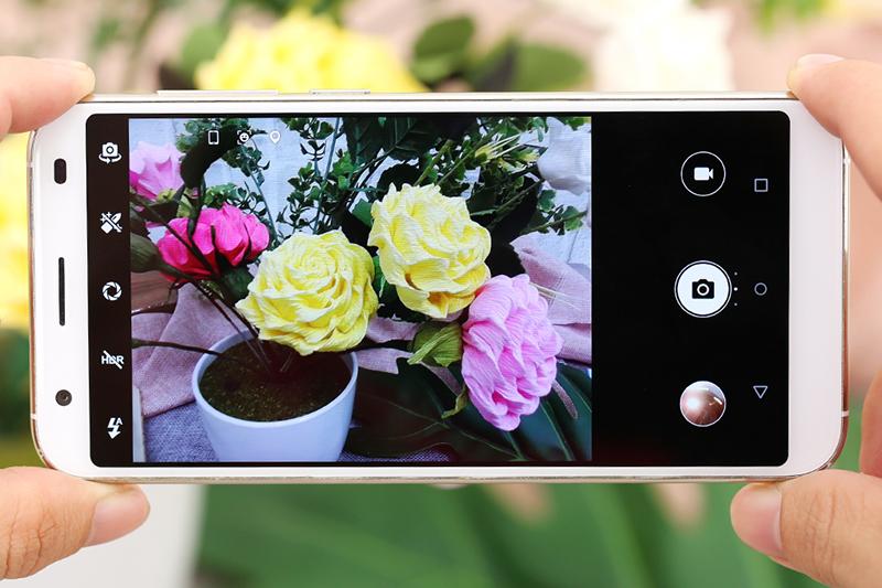 Camera sau của điện thoại Coolpad N3D