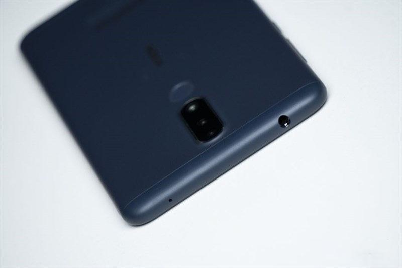 Camera sau của điện thoại Nokia 3.1 Plus