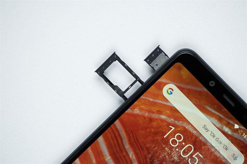 Cấu hình của điện thoại Nokia 3.1 Plus