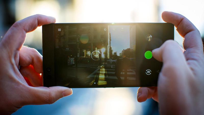 Chất lượng ảnh chụp trên Razer Phone 2