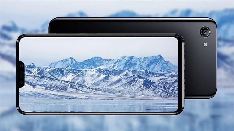 Màn hình của điện thoại Vivo Y81i