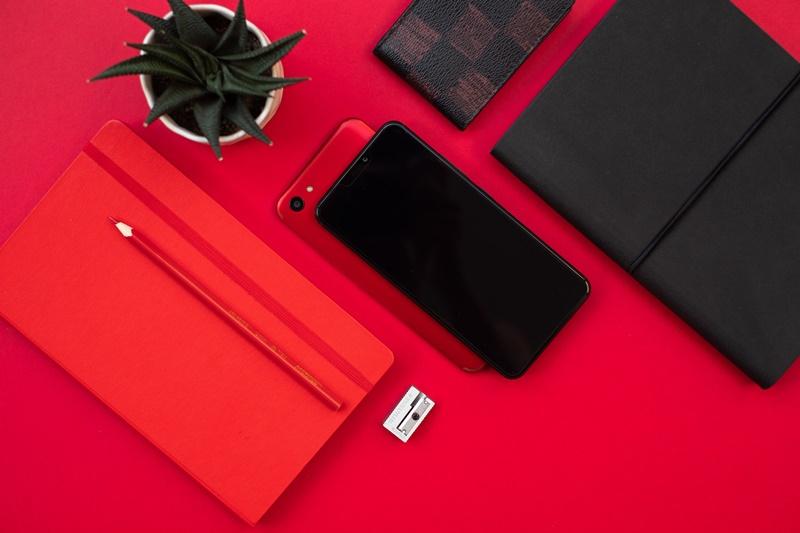 Thiết kế của điện thoại Vivo Y81i