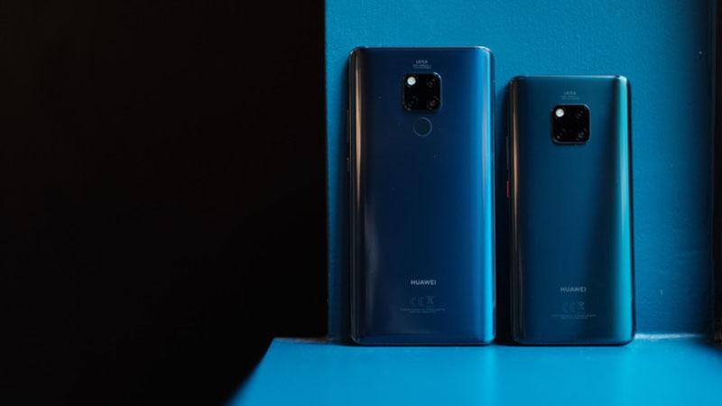 Thời lượng pin của điện thoại Huawei Mate 20 X