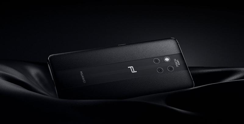 Camera sau trên Huawei Mate 20 RS Porsche Design