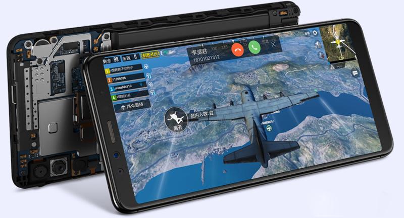 Khả năng chơi game mạnh mẽ trên Lenovo K5 Pro