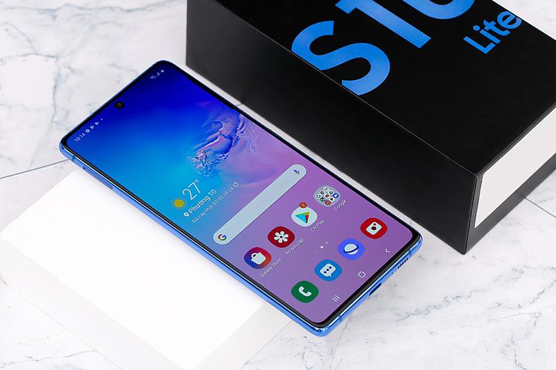 Điện thoại Samsung Galaxy S10 Lite | Camera trước