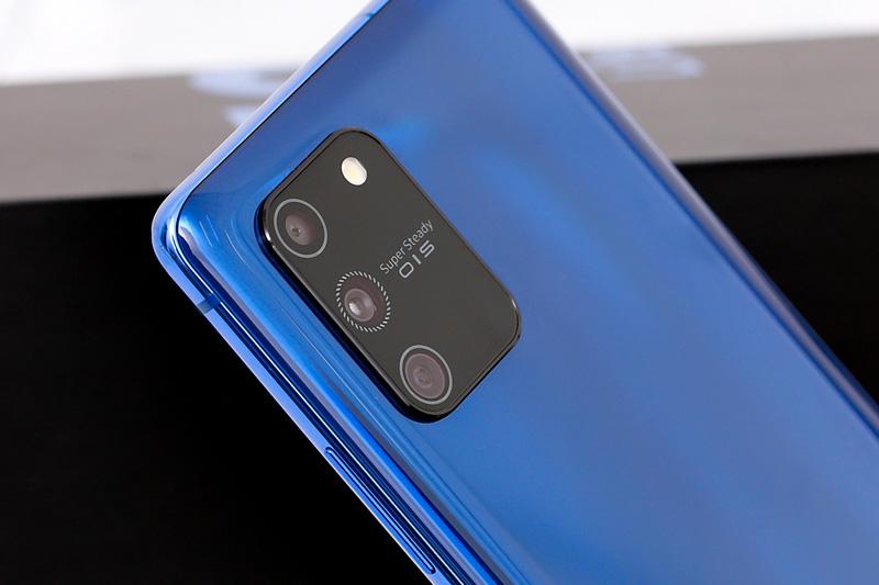 Điện thoại Samsung Galaxy S10 Lite | Camera sau