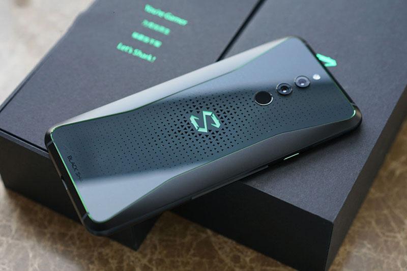 Thiết kế điện thoại Xiaomi Black Shark Helo