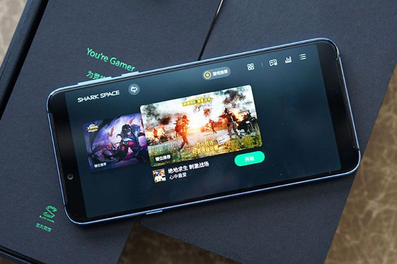 Cấu hình của điện thoại Xiaomi Black Shark Helo