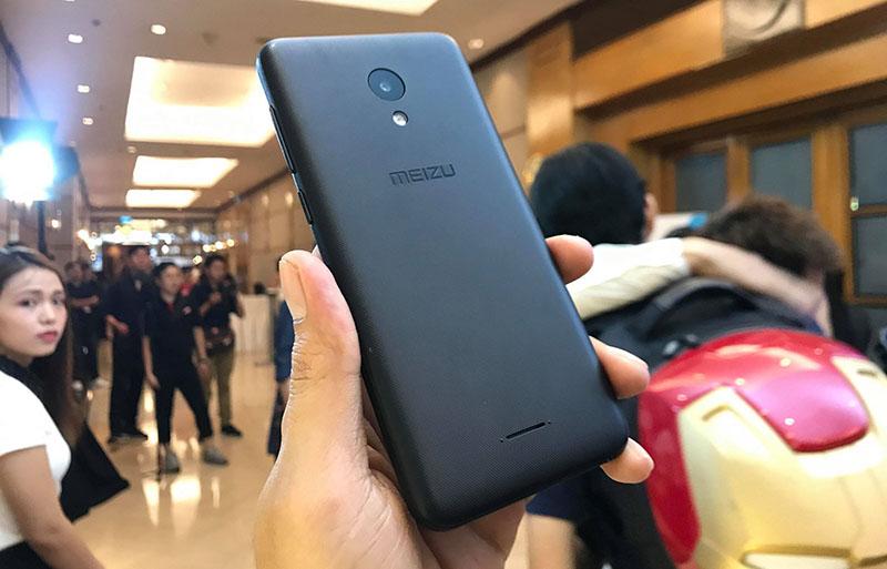 Cấu hình của điện thoại Meizu C9 chính hãng