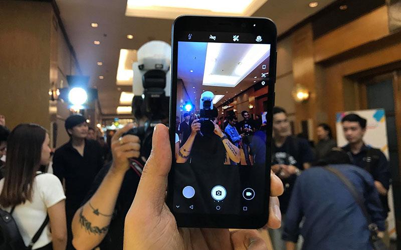 Màn hình của điện thoại Meizu C9 chính hãng