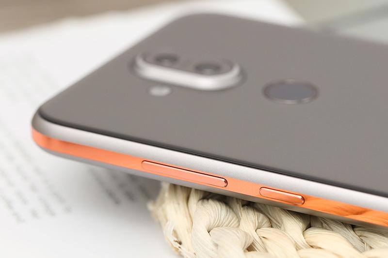 Camera sau điện thoại Nokia 8.1 (Nokia X7) chính hãng