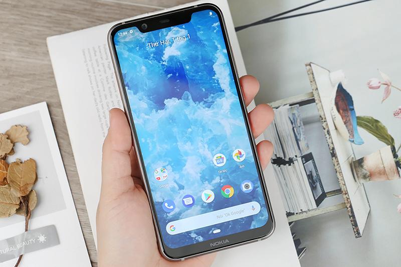 Màn hình điện thoại Nokia 8.1 (Nokia X7) chính hãng