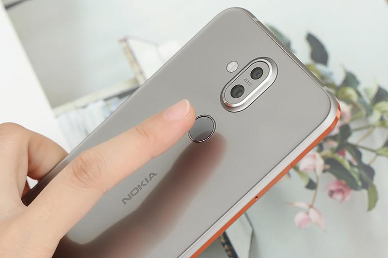 Cảm biến vân tay điện thoại Nokia 8.1 (Nokia X7) chính hãng