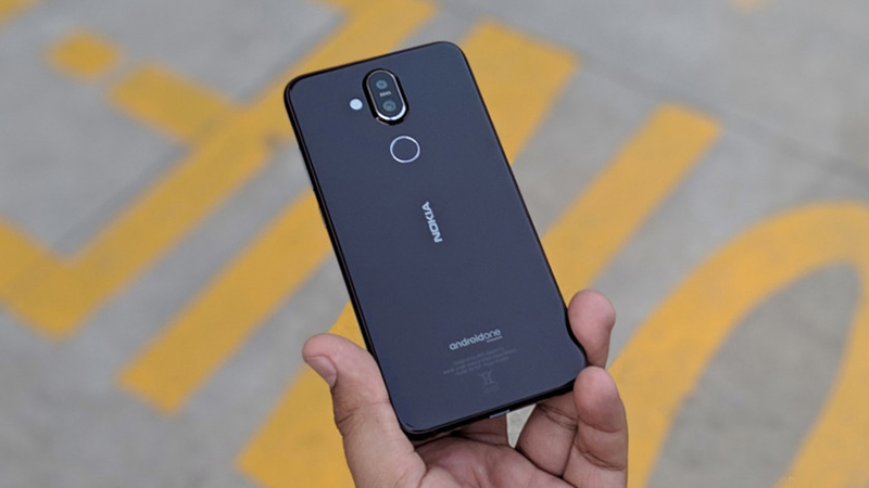 Trải nghiệm điện thoại Nokia 8.1 chính hãng