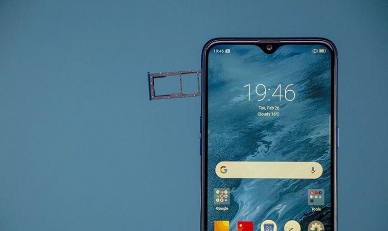 Cấu hình của điện thoại Realme 3 chính hãng