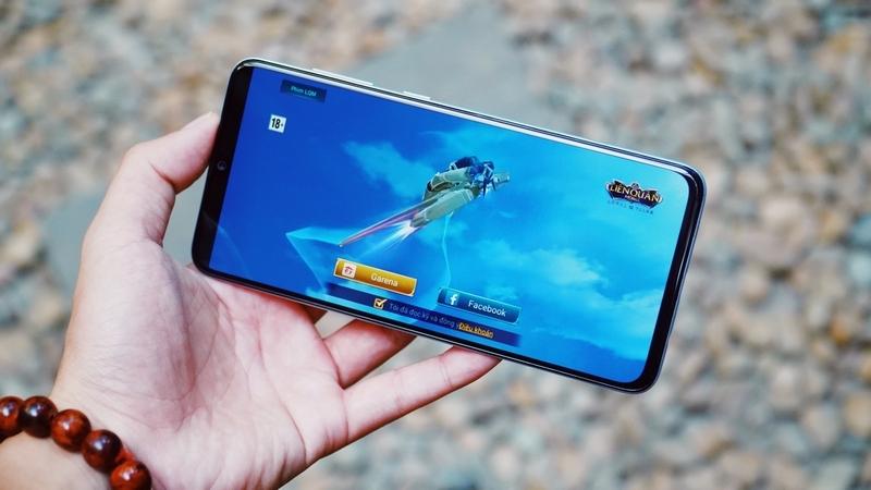 Samsung Galaxy A70 | Trải nghiệm hiệu năng