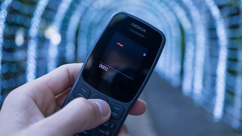 Game trên điện thoại Nokia 106 2018 Dual Sim chính hãng
