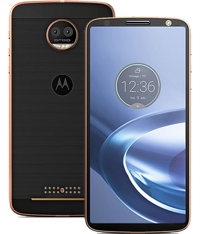 Điện thoại Motorola Moto Z4