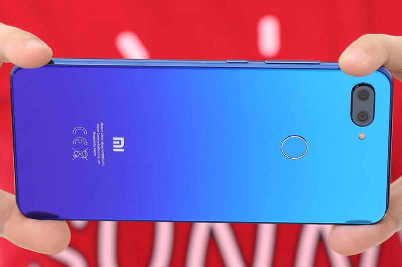 Camera sau điện thoại Xiaomi Mi 8 Lite 6GB chính hãng