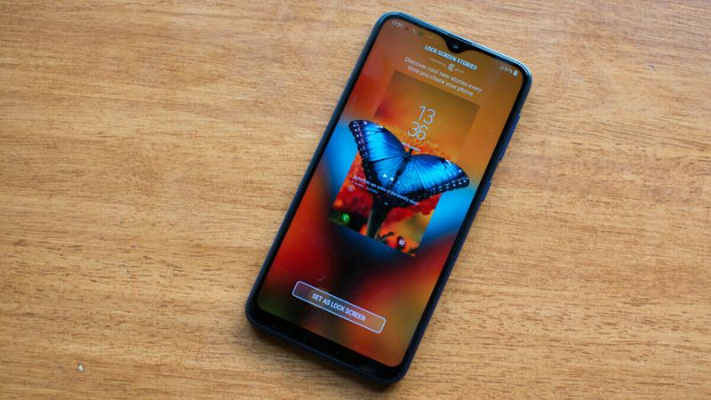 Màn hình điện thoại Samsung Galaxy M10 chính hãng