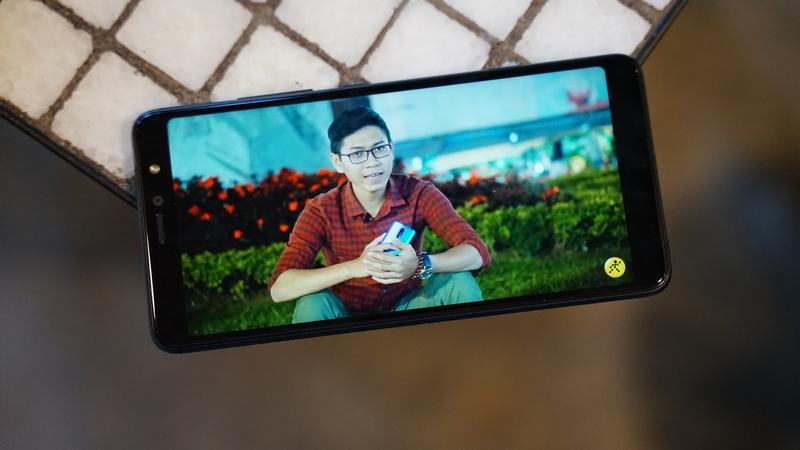 Chất lượng ảnh chụp trên điện thoại Vsmart Active 1 chính hãng